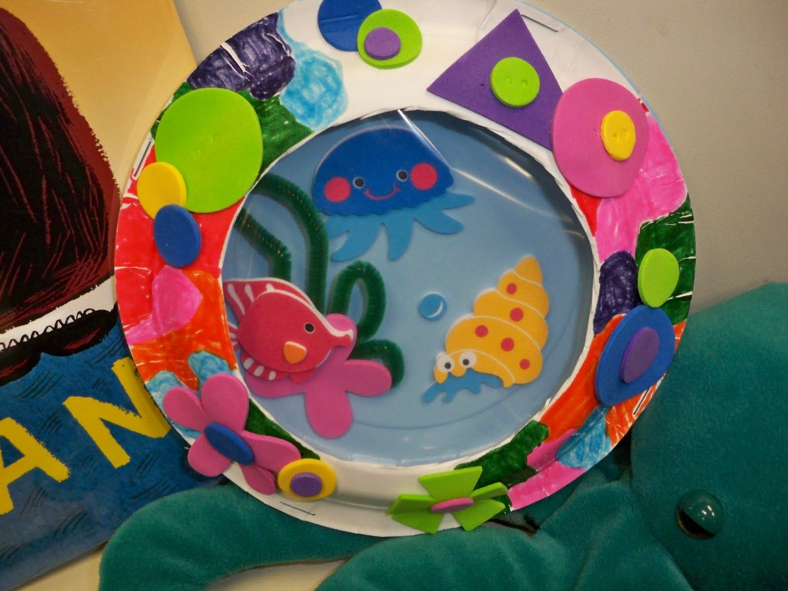preschool crafts preschool crafts for kids easy sea life paper