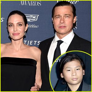 Pax Jolie Pitt Behavior