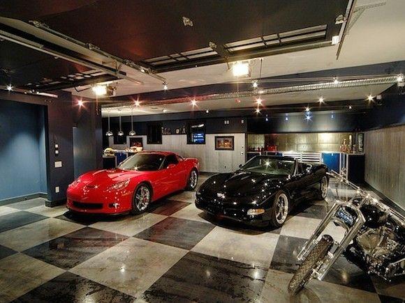 12 Spectacular Private Showroom Garages Luxury Garage Garage
