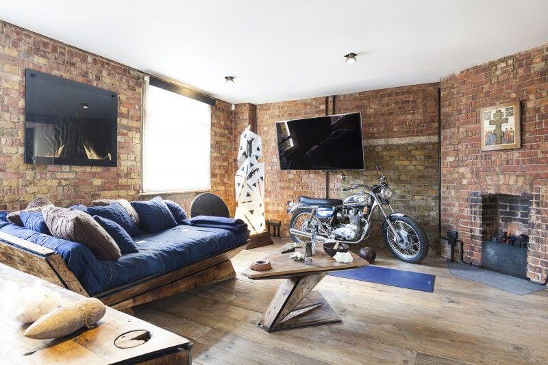 Archer Street Loft A Londres Par Michaelis Boyd Architecte Interieur Decoration Maison Architecture D Interieur