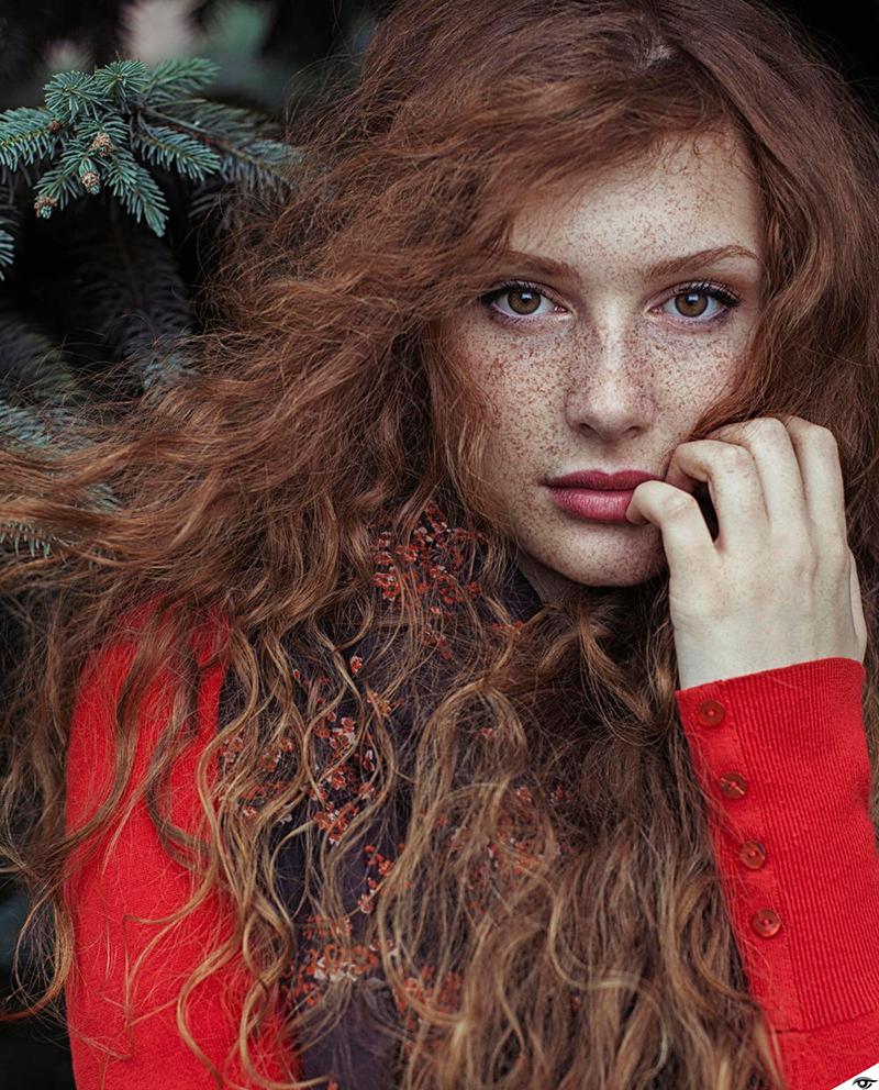 Mooi Rood Is Niet Lelijk Red Hair Irinea Liliana In