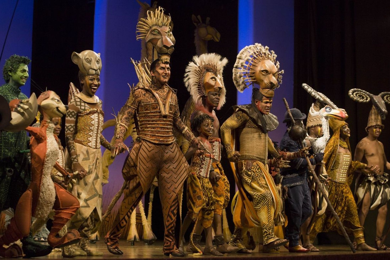 Broadway Cast Lion King Costume Lion King Broadway Lion King