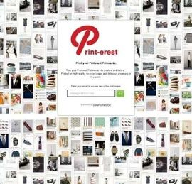 Article - Pinterest denounces pinboard-printing service
