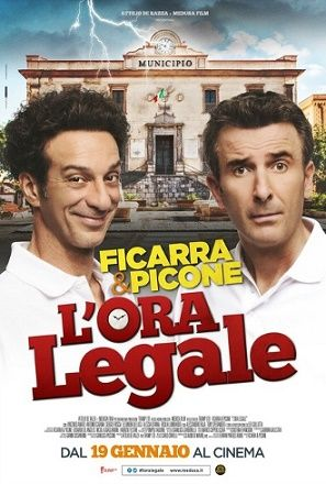 L'ora legale (2017) streaming