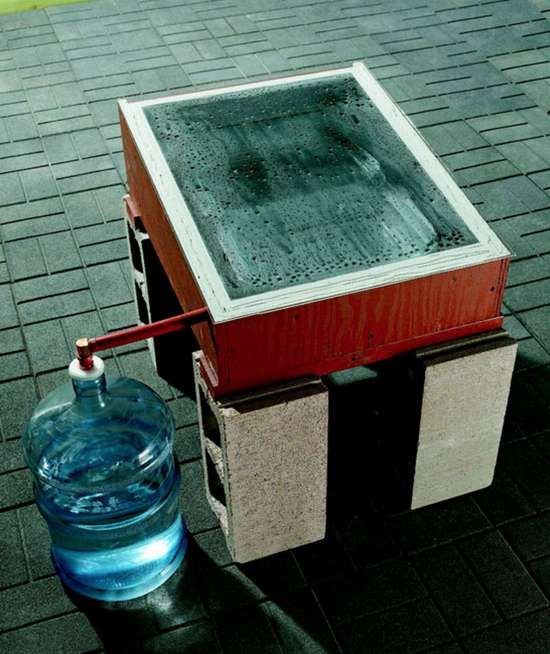 How To Make A Solar Still  You Can Easily Make A Solar -2774