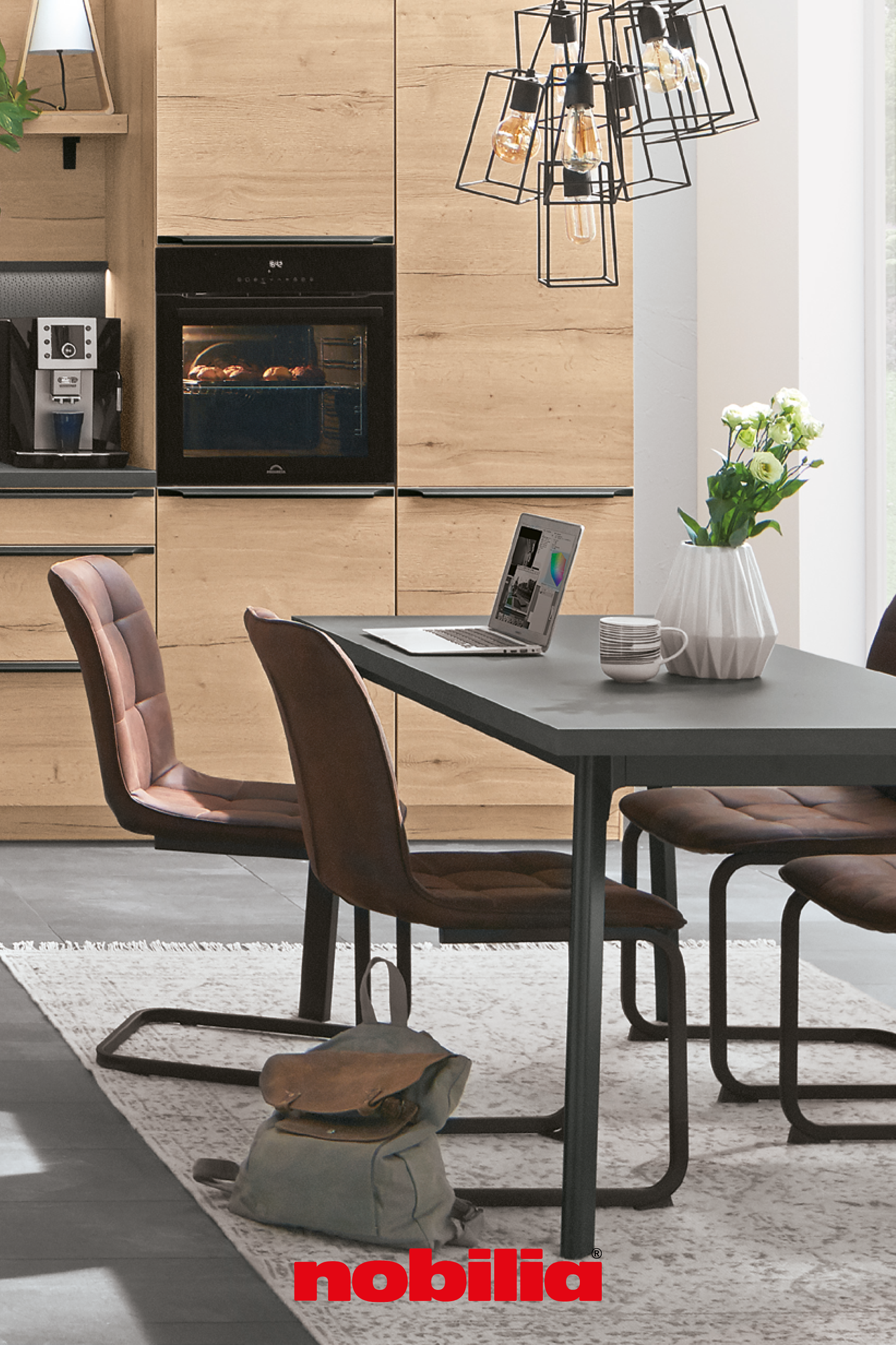 Tischgestell Otello Mit Individueller Arbeitsplatte In 2020 Haus Deko Wohnen Arbeitsplatte
