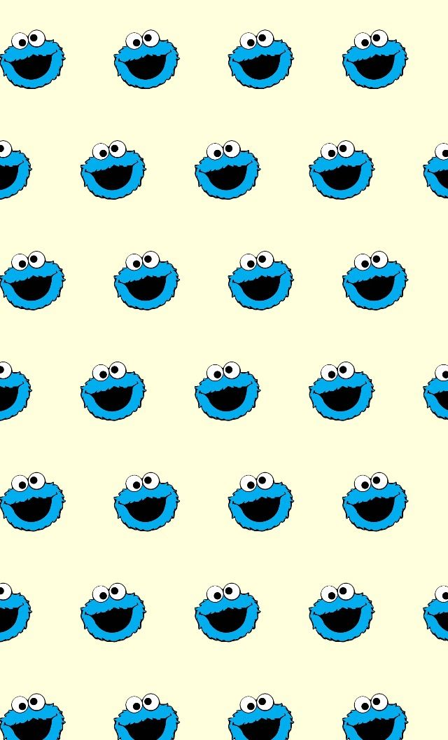 Pin By A S On Fondos Cookie Monster Wallpaper Elmo Wallpaper Monster Cookies
