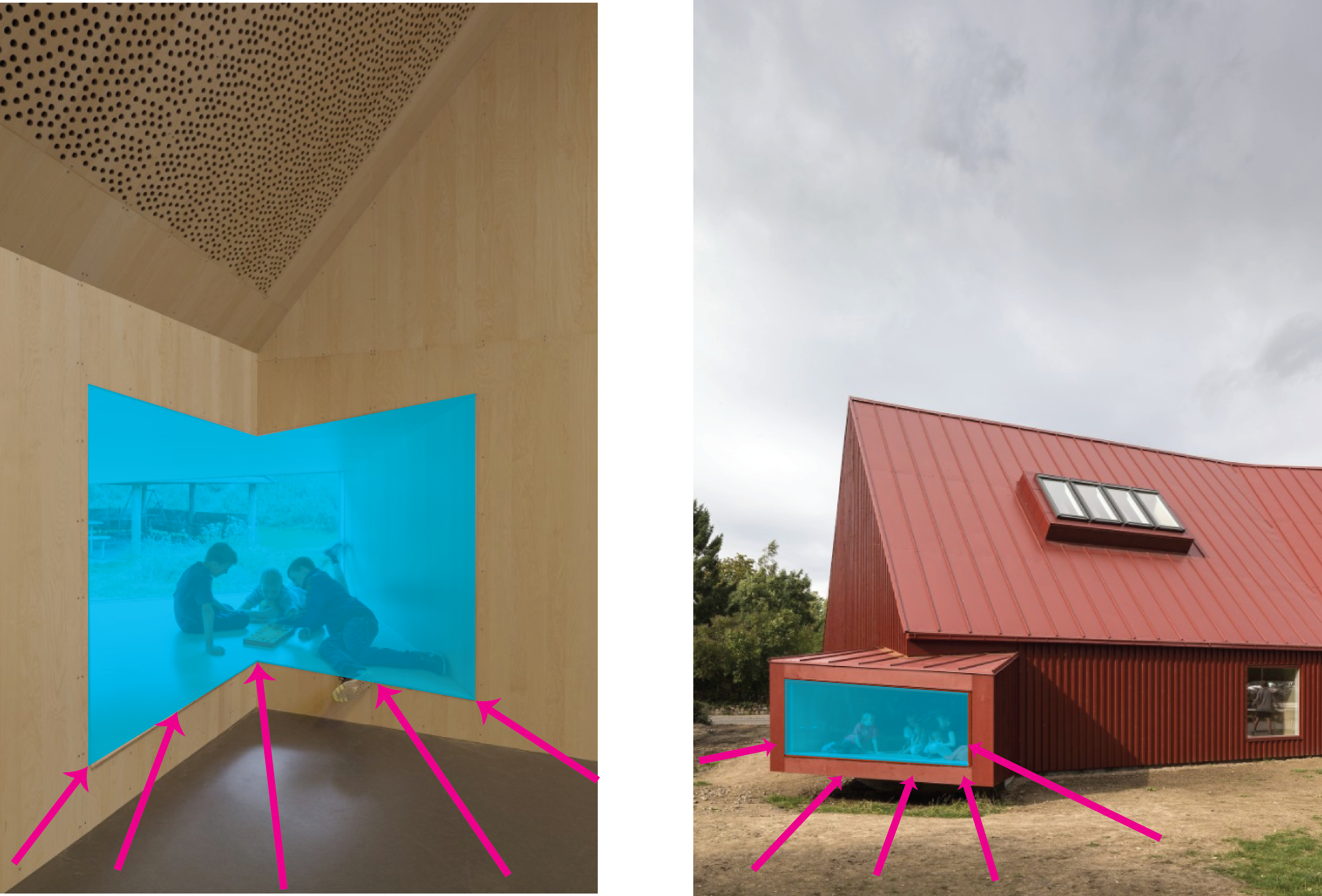 Youth Centre in Roskilde / Cornelius + Vöge / small public space ...