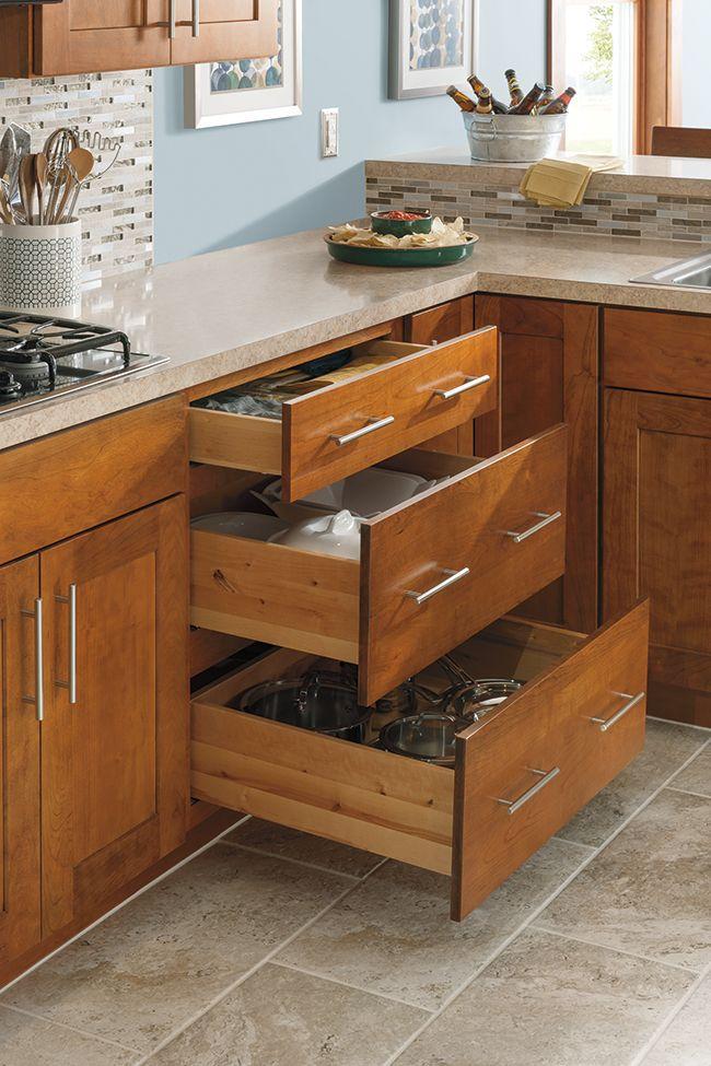 15 Incredible Kitchen Drawer DIYs-15 Incredible Kitchen ...