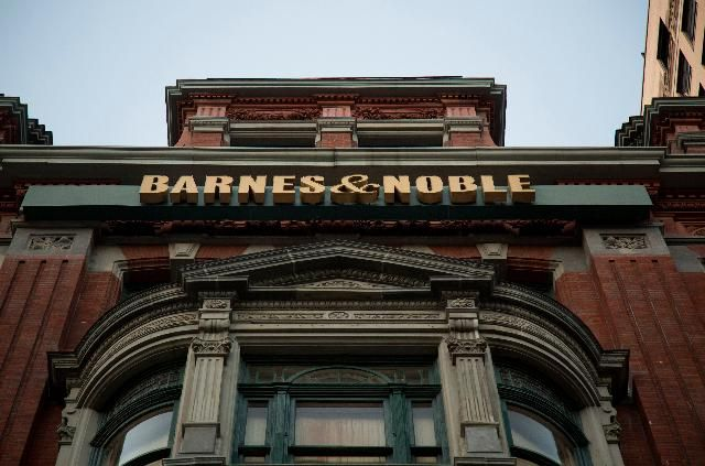 How To Ruin A Wall Street Career For $168,000: Michael Glickstein And Barnes & Noble