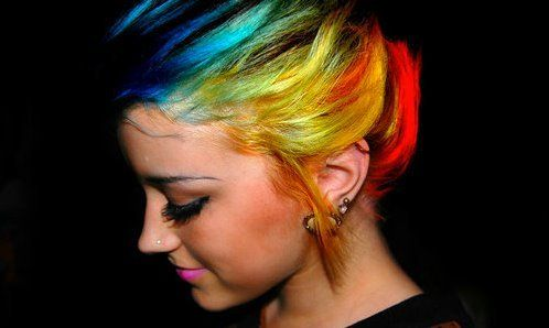 ∞ rainbow