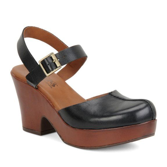 My dream shoes are finally mine! KORKS by Kork Ease Portia Clogs