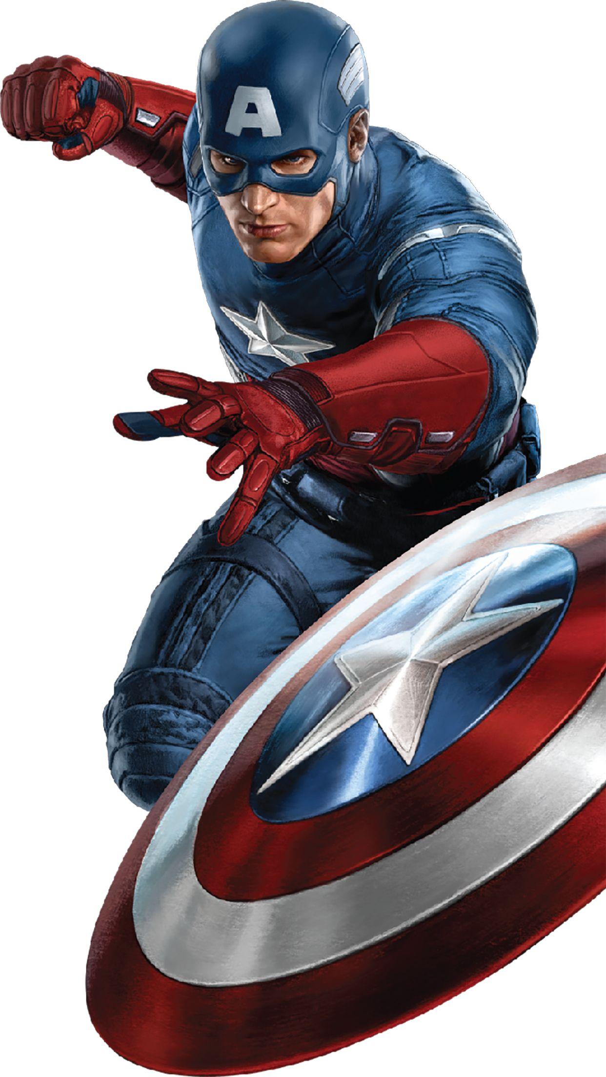 Pin Di Captain America Wallpaper