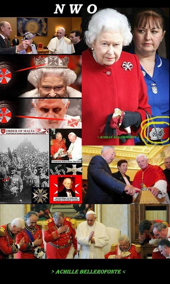 Order Or Malta Türkiye Mix Pinterest Illuminati Reptilianos