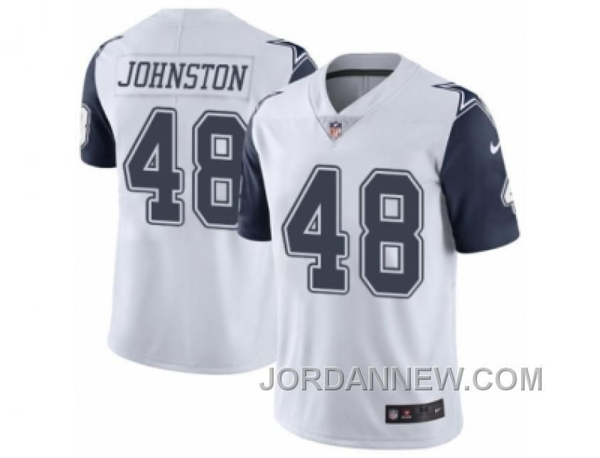 http://www.jordannew.com/mens-nike-dallas-cowboys-48-daryl-johnston-limited-white-rush-nfl-jersey-authentic.html MEN'S NIKE DALLAS COWBOYS #48 DARYL JOHNSTON LIMITED WHITE RUSH NFL JERSEY AUTHENTIC Only $23.00 , Free Shipping!