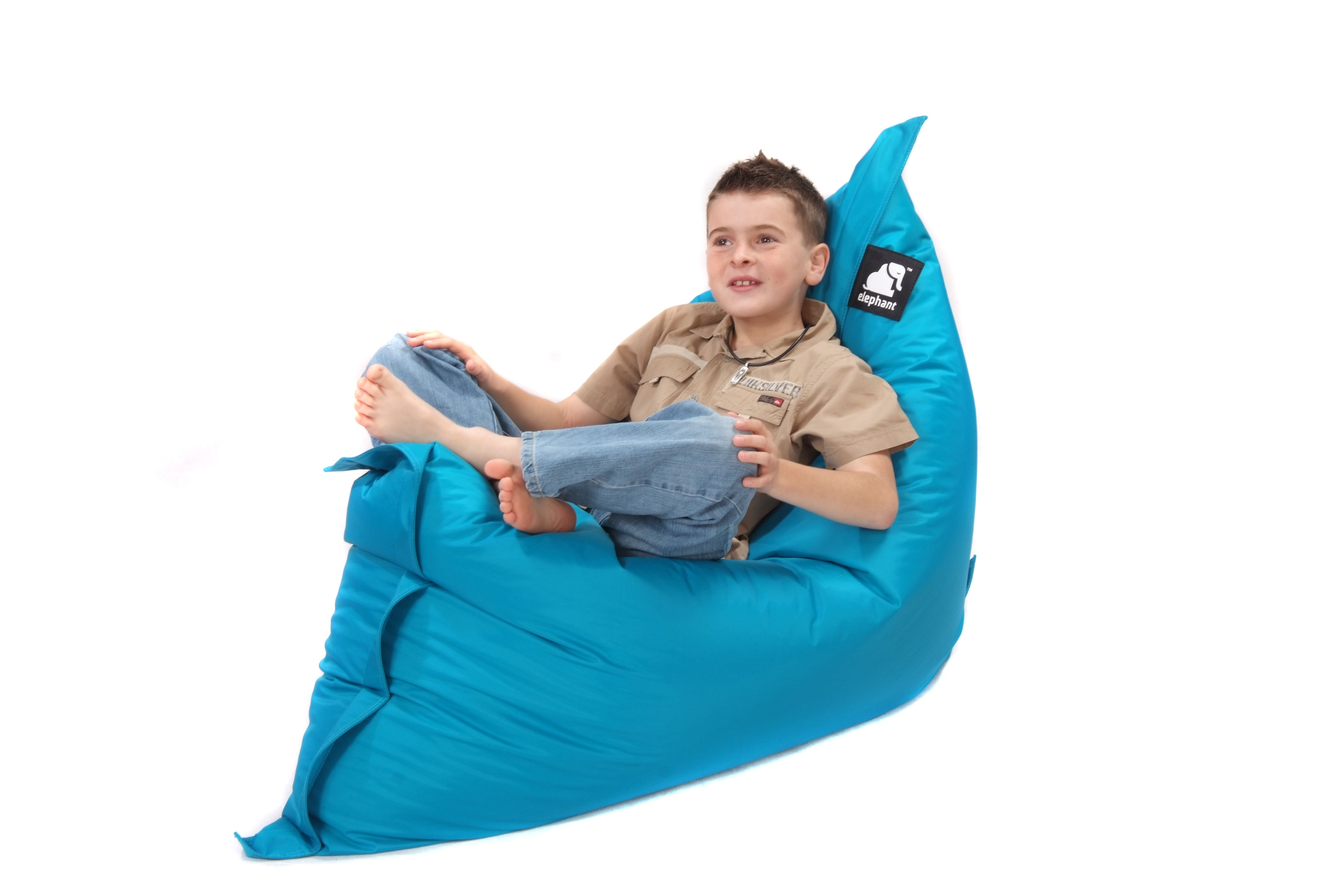 Elephant Junior Bean Bags Perfect For TV Gaming Or Pulling Out Parties Our