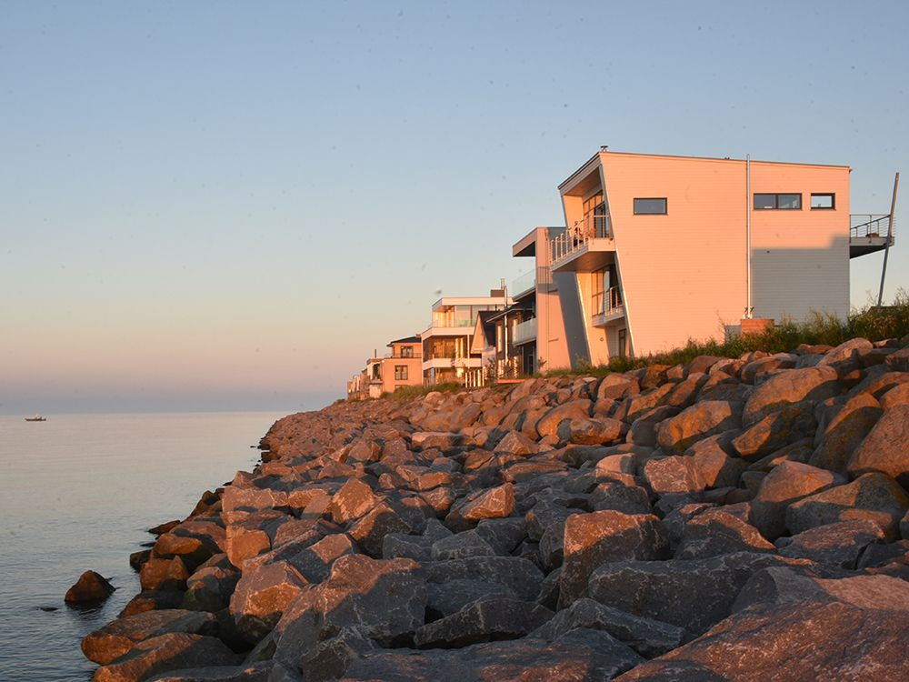 Galerie Haus auf der Ostsee Ostsee, Ferienhaus, Haus