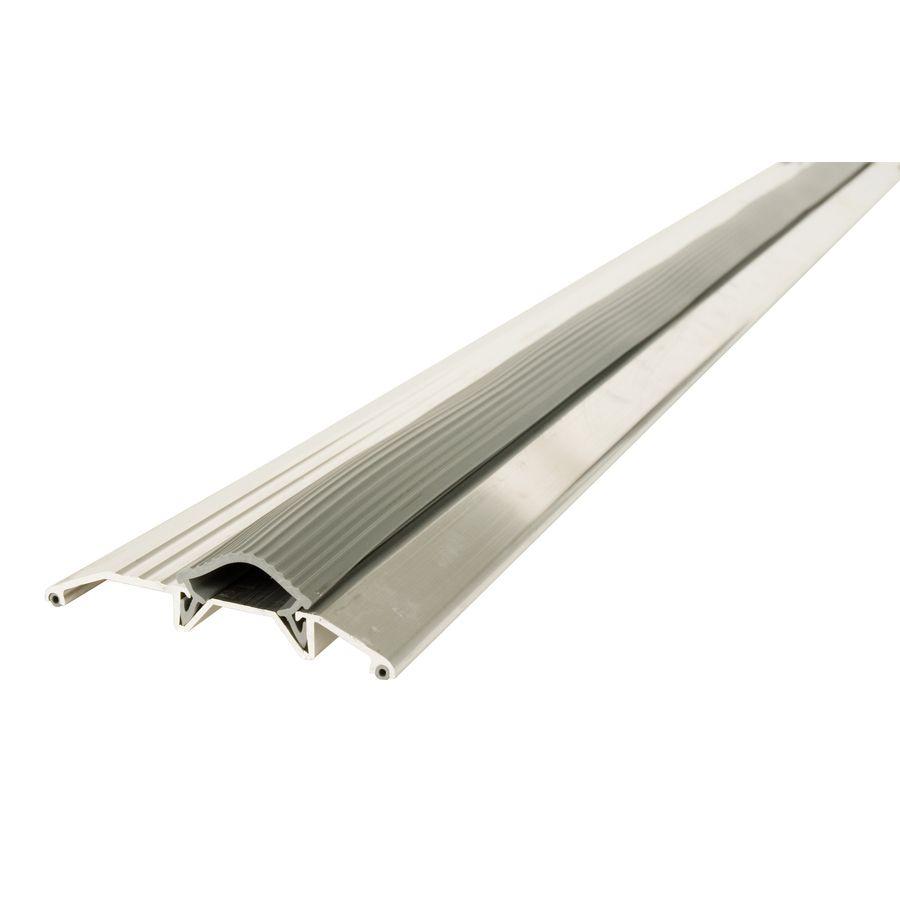 M D 36 In X 3 75 In Aluminum Door Threshold Install With Screws Lowes Com Door Thresholds Aluminium Doors Doors