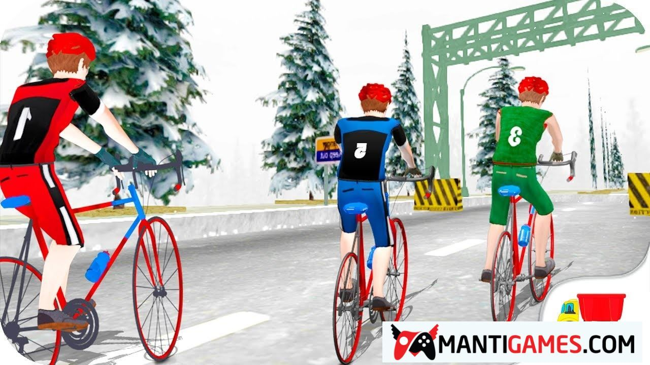 This List Of Amazing Bicycle Racing Games Are Totally Free For You