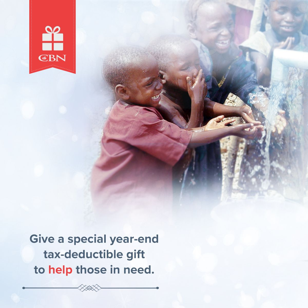 This Christmas Season, We Encourage You To Give A Special