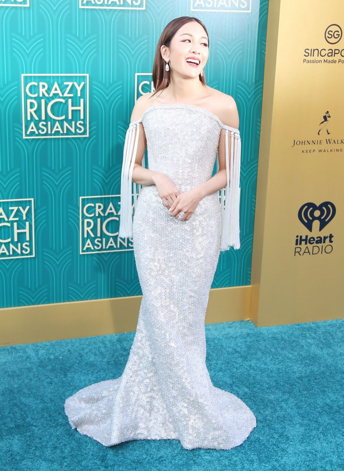 Fashion with Trend | Nice dresses, Constance wu, Celebrity