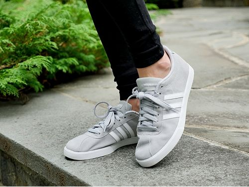 adidas NEO Courtset Sneaker - Womens | Adidas shoes women ...