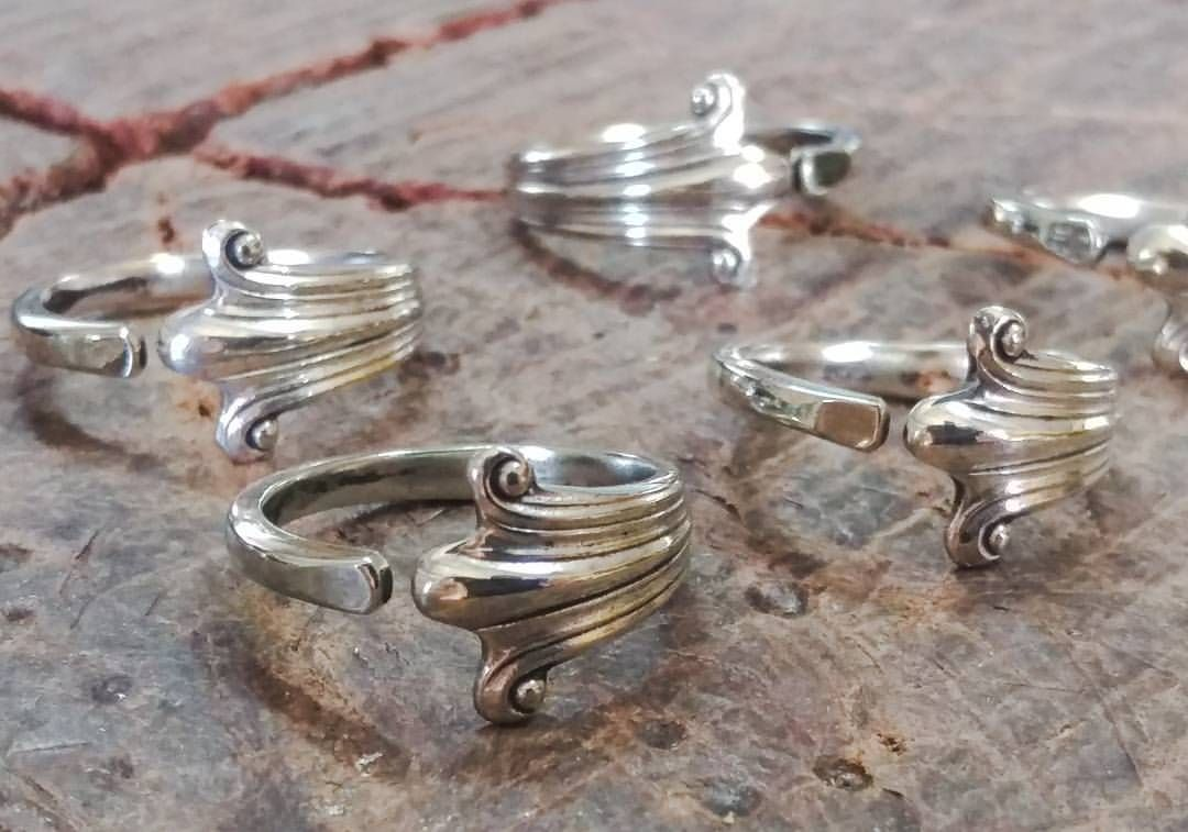 74 Stunning Funky Ring Ideas for Party | Unusual rings, Wedding ...