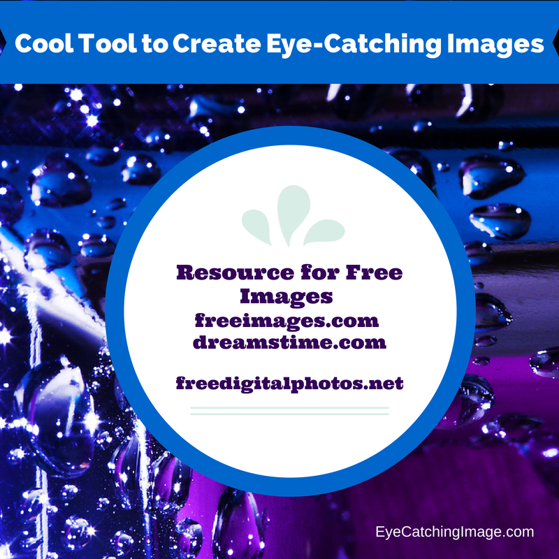 Quick resources for images. #visualmarketing