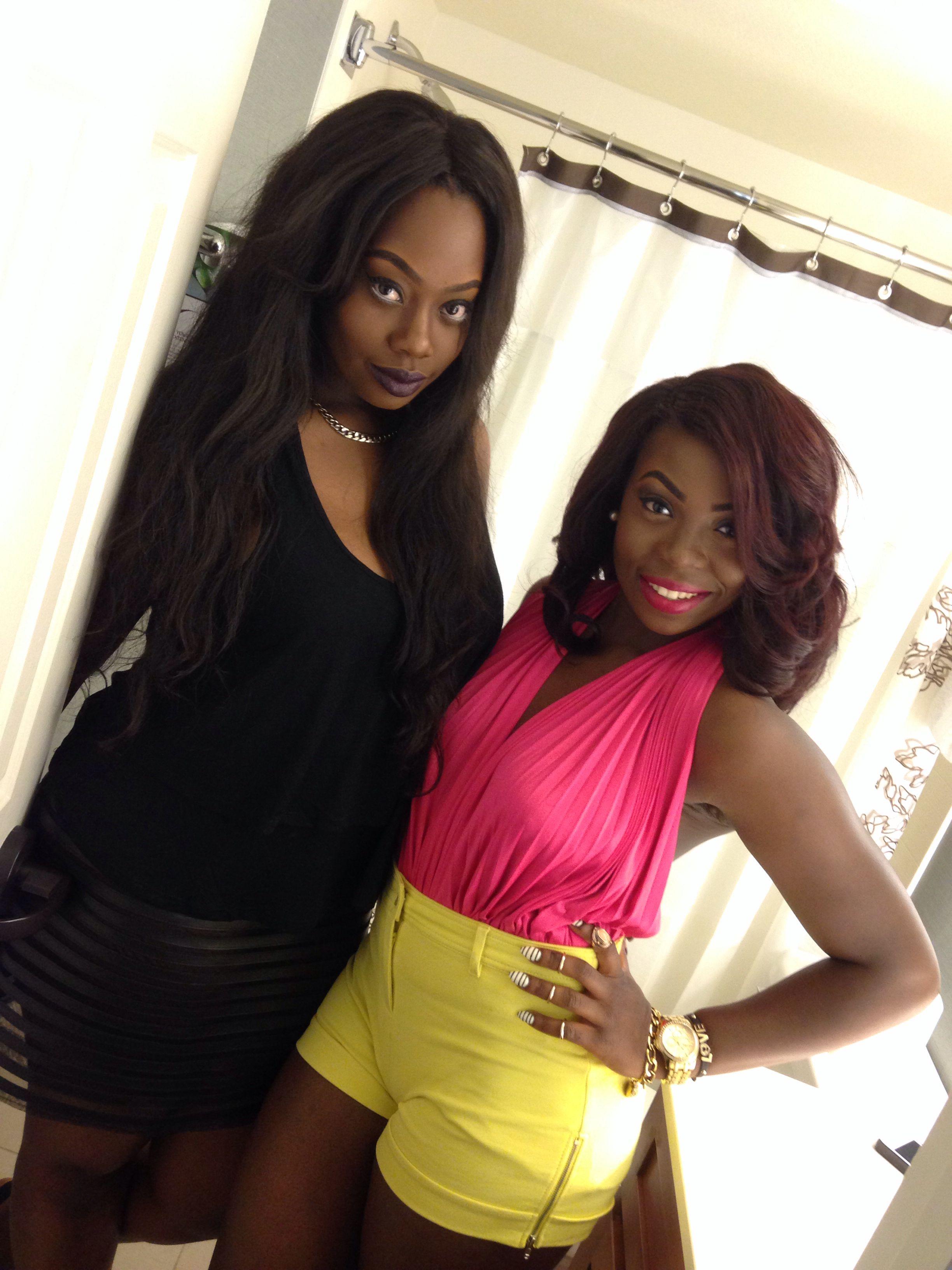teen girls Nigerian