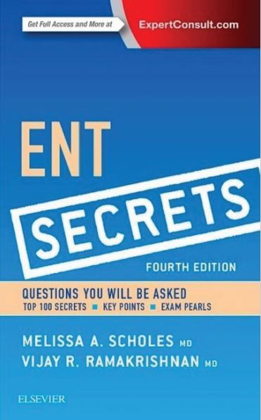 Ent secrets 4th edition fandeluxe Gallery