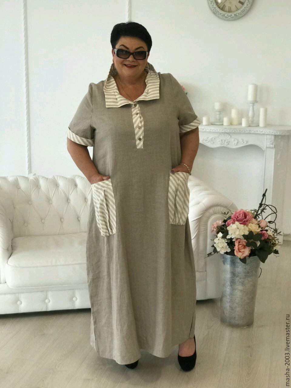 80446152e62 Купить Платье льняное - платье