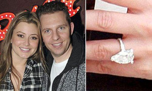 Holly Valance S Engagement Ring Mariah Carey Valances Celebrity