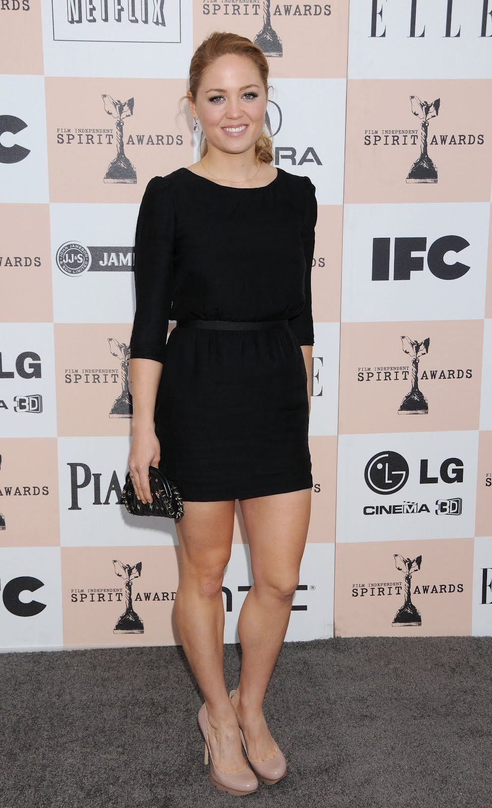 braless Is a cute Erika Christensen naked photo 2017