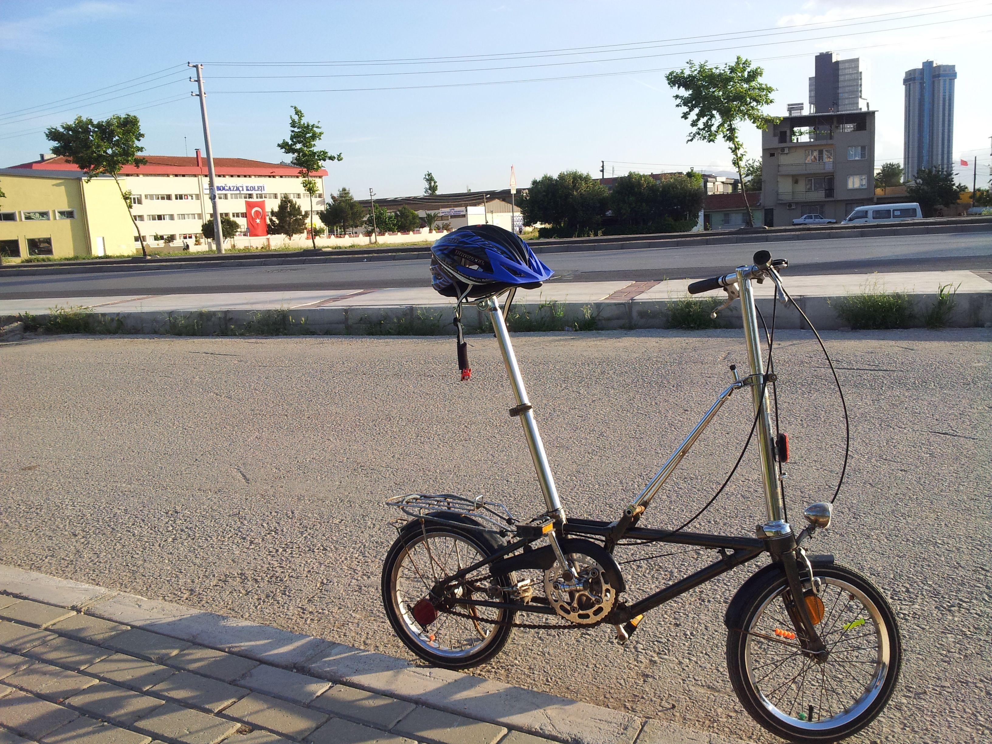 Dahon 3 Vintage Folding Bike Pinterest Bicycling