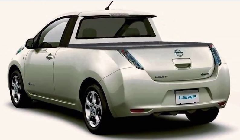 Nissan Leaf Truck