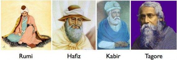 Gedichten over muziek van mystieke dichters rumi hafiz for Hafiz gedichten