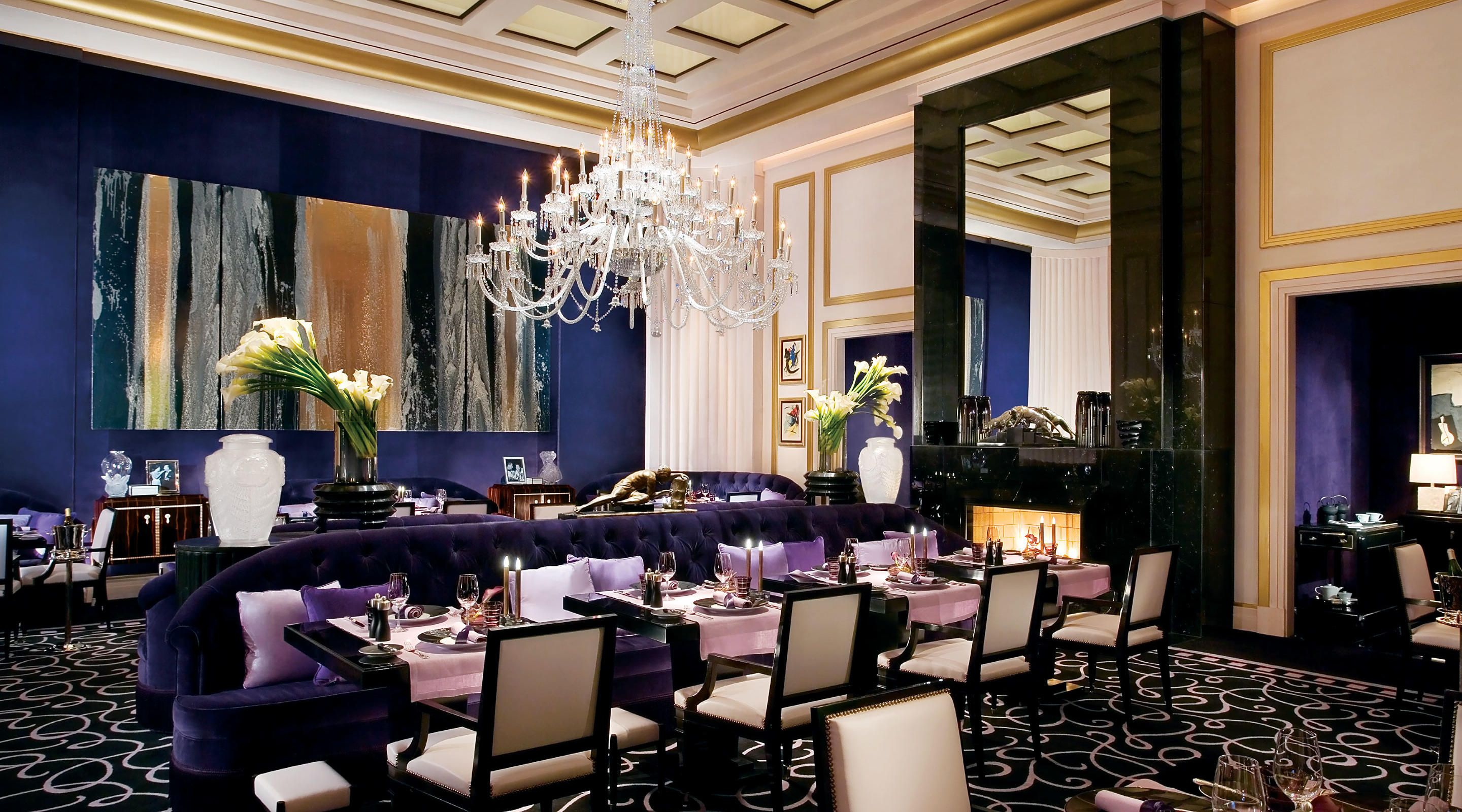 Private Dining Rooms In Las Vegas Reserve Your Table Today At Joël Robuchon And Enjoy An