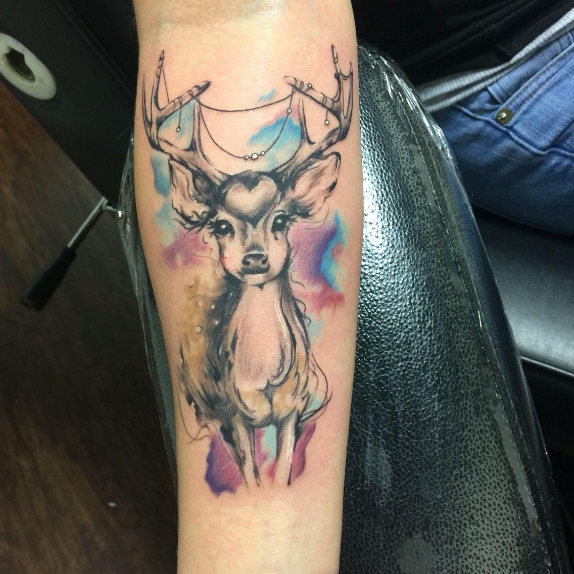 12237380 904701022975819 922343714 N Jpg 480 480 Deer Tattoo