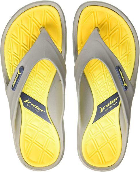 50f55b85843a Rider Yellow Cape size UK7 flip flops  Amazon.co.uk  Shoes   Bags ...