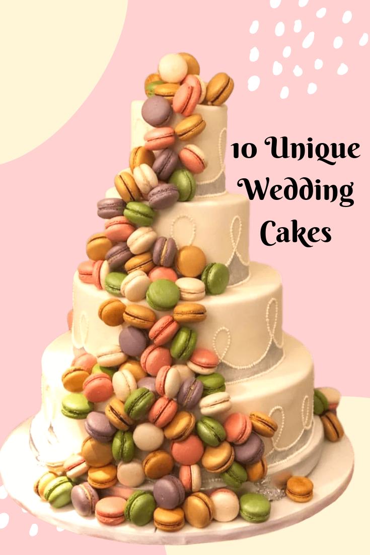 10 Unique Wedding Cakes Design By Lex