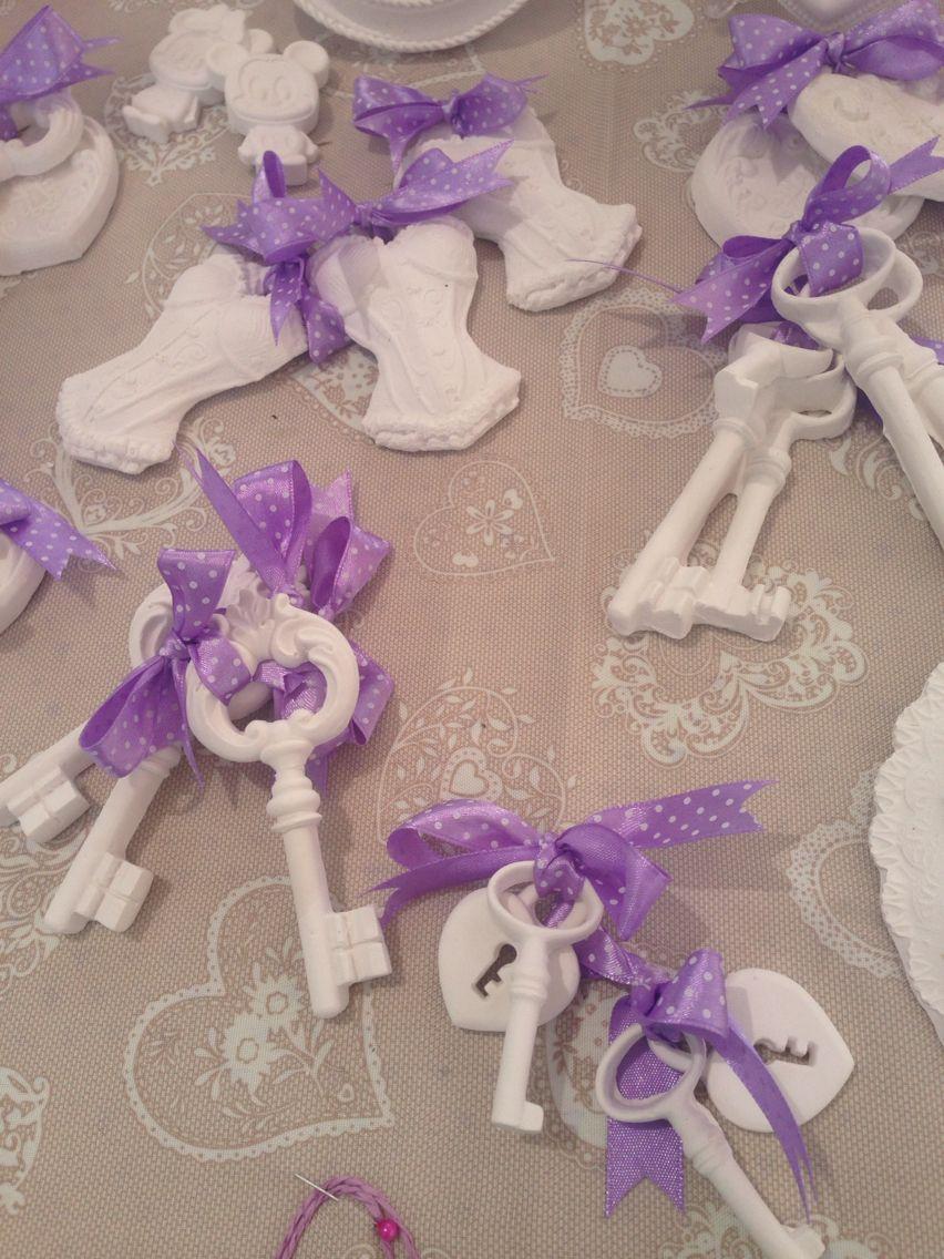 Gessetti profumati in polvere di ceramica... Per le tue occasioni importanti.. Battesimo .. Comunione.. Matrimonio.. Segnaposto... Idea regalo❤️