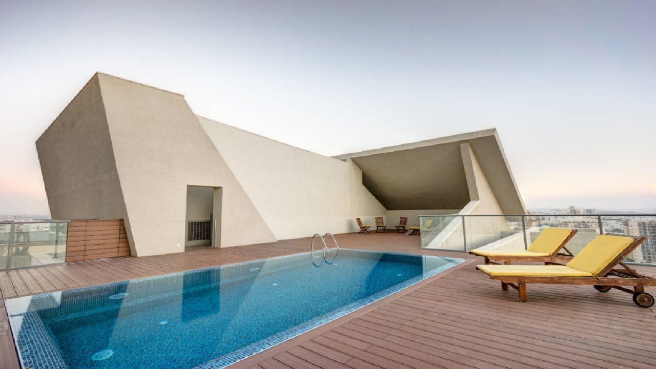 Best Rooftop Swimming Pool Design Ideas Modern Pools Rooftop Pool Pool Designs