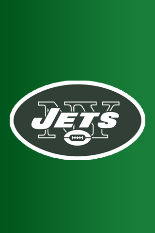 New York Jets Logo 2 Android Wallpaper HD