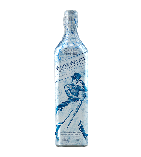 White Walker By Johnnie Walker Limited Edition Johnnie Walker Johnnie Walker