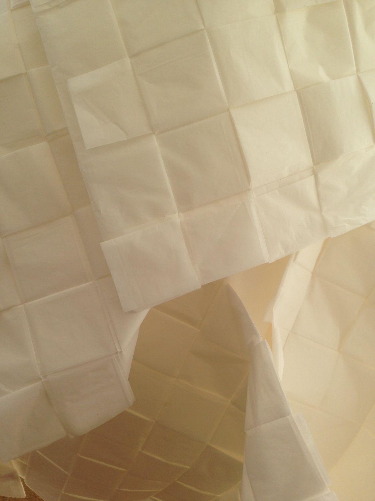 paper manipulation woven