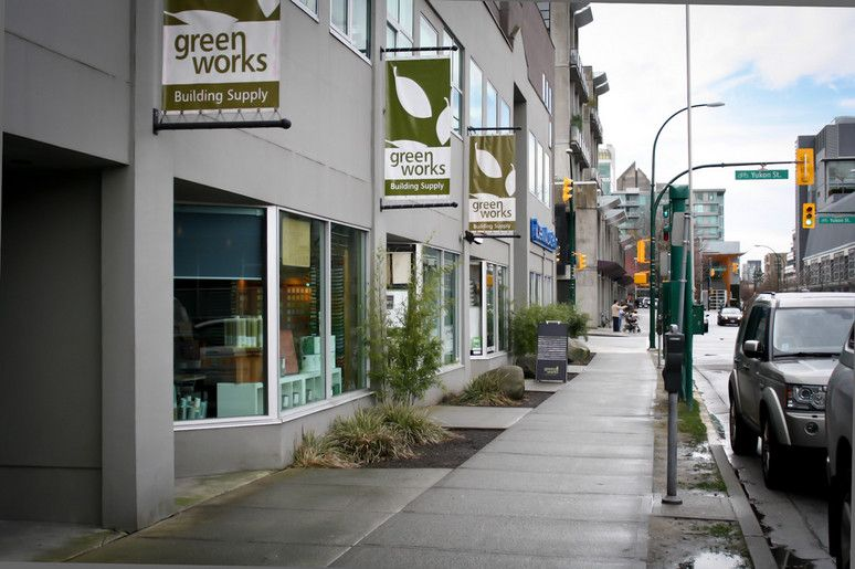 Greenworks Building Supplies ~ Eco friendly products!! On • Rosedale Swing Company