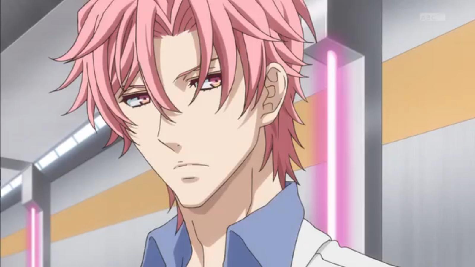 Dr Akari Anime Anime Guys Pink Hair Anime