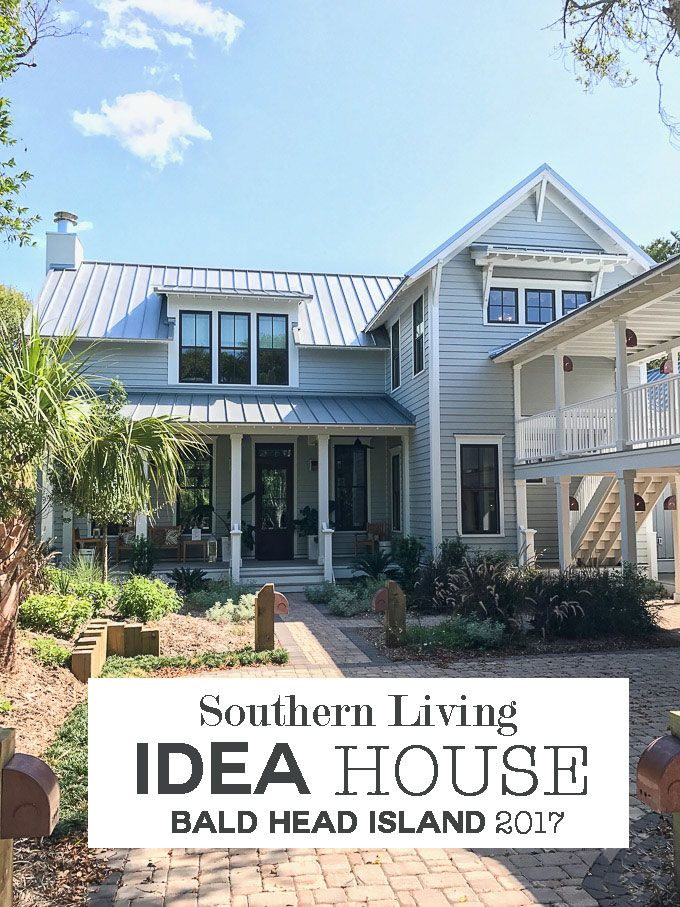 Take a tour of the southern living idea house 2017 to find - Beach house decorating ideas on a budget ...