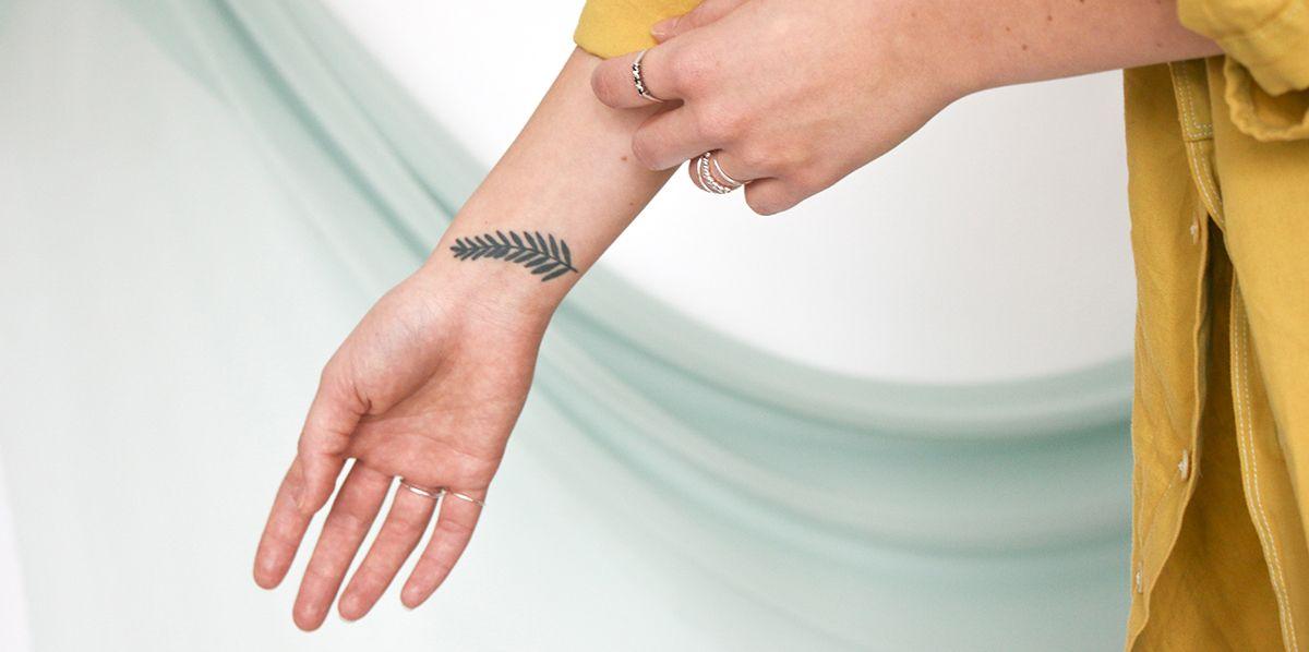 How Much Does A Wrist Tattoo Cost Inside Out Tattoos Tattoo Hurt Wheat Tattoo