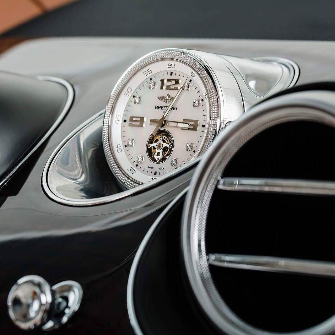 Car dashboard accessories toys  Bentley which recently unveiled the Bentayga SUV the quintessential